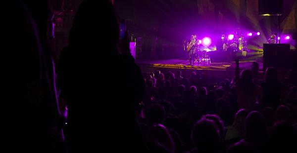 The Goo Goo Dolls perform in Victoria, B.C.